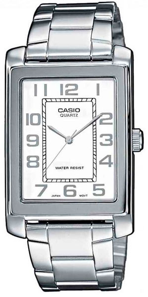 Наручные мужские часы Casio MTP-1234D-7B