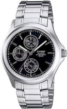 Наручные мужские часы Casio MTP-1246D-1A