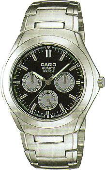 Наручные мужские часы Casio MTP-1247D-1A