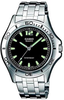 Наручные мужские часы Casio MTP-1258PD-1A