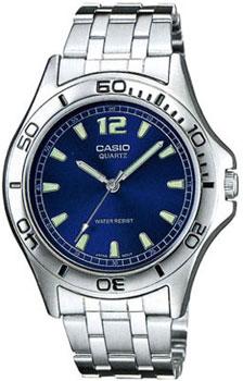 Наручные мужские часы Casio MTP-1258PD-2A