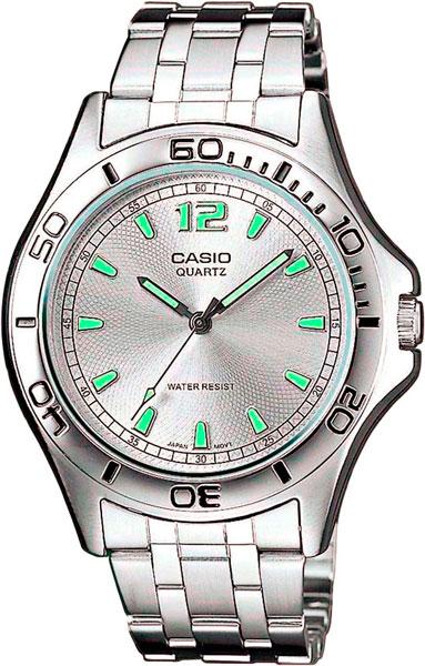 Наручные мужские часы Casio MTP-1258PD-7A