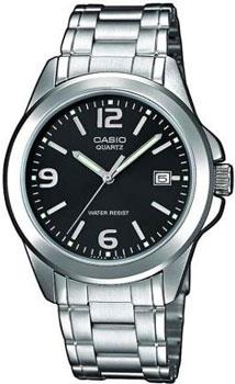 Наручные мужские часы Casio MTP-1259PD-1A