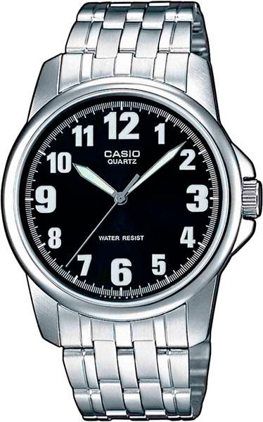 Наручные мужские часы Casio MTP-1260PD-1B