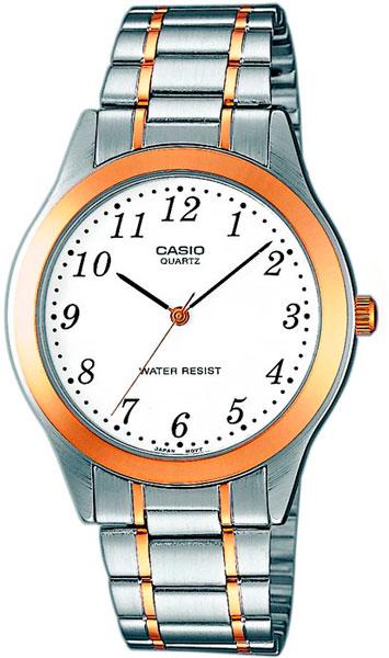 Наручные мужские часы Casio MTP-1263G-7B