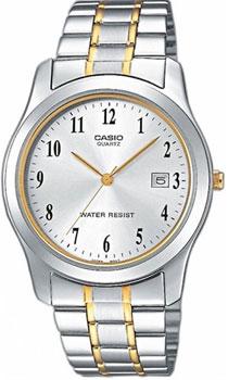 Наручные мужские часы Casio MTP-1264PG-7B