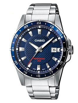 Наручные мужские часы Casio MTP-1290D-2A