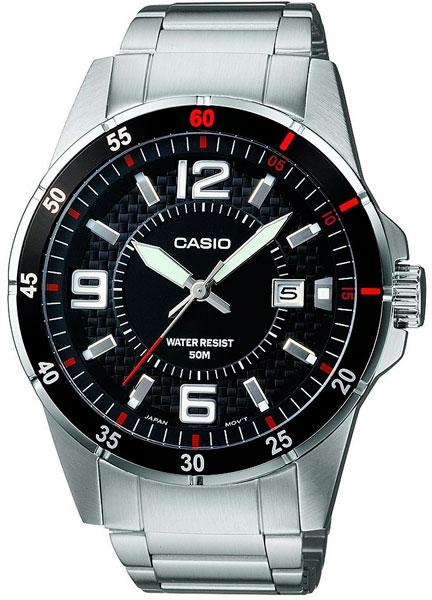 Наручные мужские часы Casio MTP-1291D-1A1