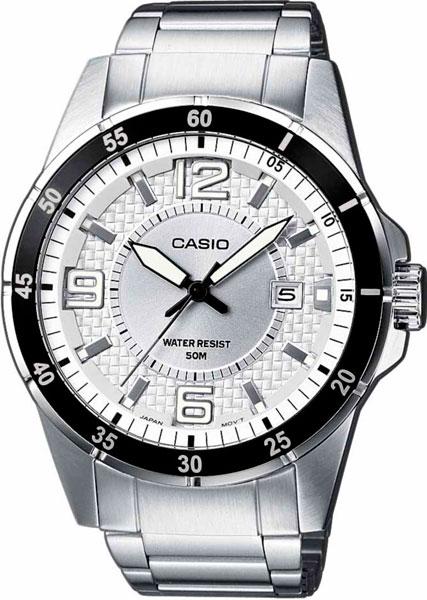 Наручные мужские часы Casio MTP-1291D-7A