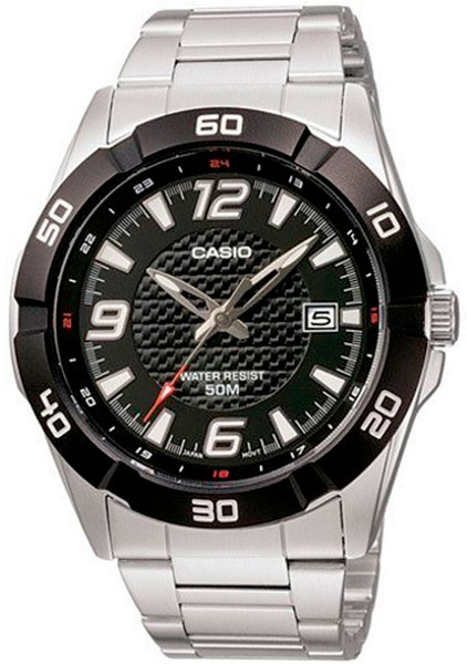 Наручные мужские часы Casio MTP-1292D-1A