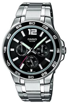 Наручные мужские часы Casio MTP-1300D-1A