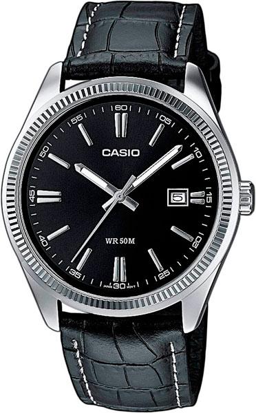Наручные мужские часы Casio MTP-1302PL-1A