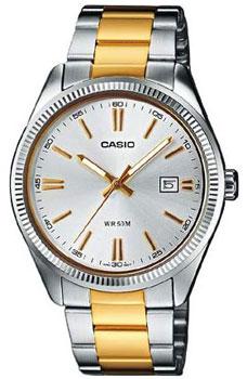 Наручные мужские часы Casio MTP-1302PSG-7A