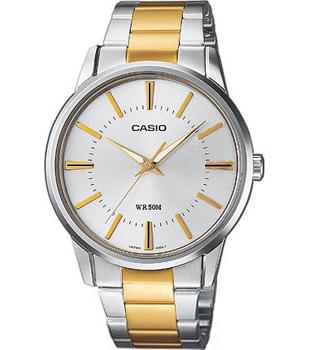 Наручные мужские часы Casio MTP-1303SG-7A