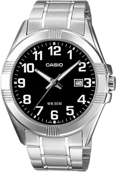 Наручные мужские часы Casio MTP-1308PD-1B
