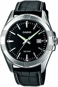 Наручные мужские часы Casio MTP-1308PL-1A