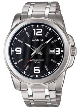 Наручные мужские часы Casio MTP-1314D-1A