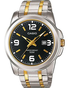 Наручные мужские часы Casio MTP-1314SG-1A