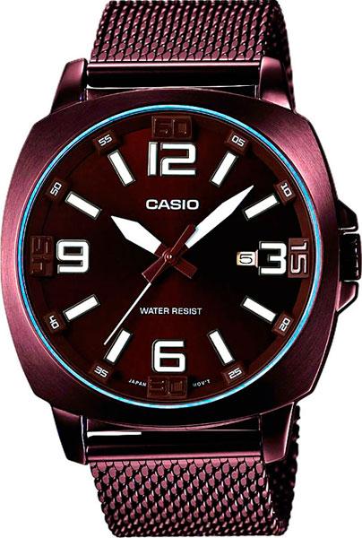 Наручные мужские часы Casio MTP-1350DD-5A
