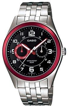 Наручные мужские часы Casio MTP-1353D-1B2