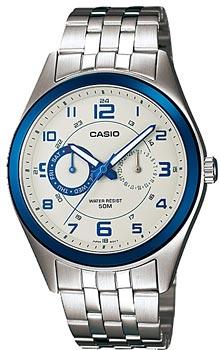 Наручные мужские часы Casio MTP-1353D-8B1