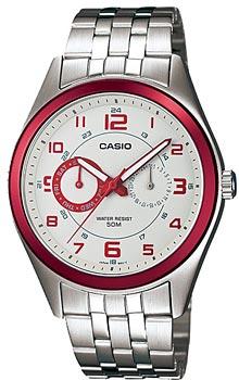 Наручные мужские часы Casio MTP-1353D-8B3