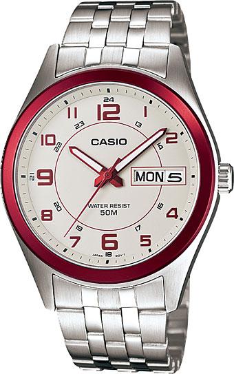 Наручные мужские часы Casio MTP-1354D-8B2