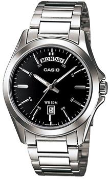 Наручные мужские часы Casio MTP-1370D-1A1