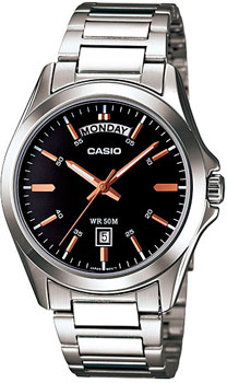 Наручные мужские часы Casio MTP-1370D-1A2