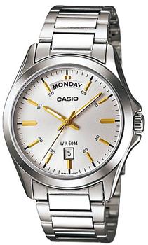 Наручные мужские часы Casio MTP-1370D-7A2