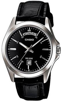 Наручные мужские часы Casio MTP-1370L-1A