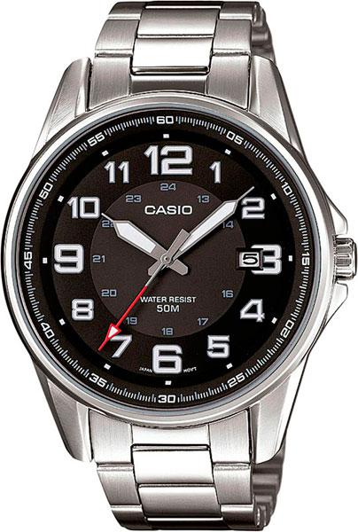Наручные мужские часы Casio MTP-1372D-1B
