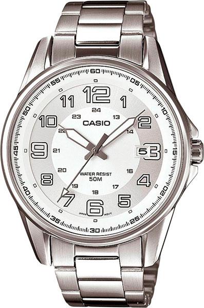 Наручные мужские часы Casio MTP-1372D-7B