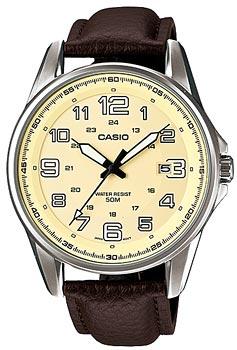 Наручные мужские часы Casio MTP-1372L-9B