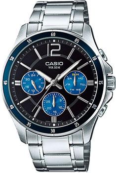 Наручные мужские часы Casio MTP-1374D-2A