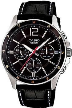 Наручные мужские часы Casio MTP-1374L-1A