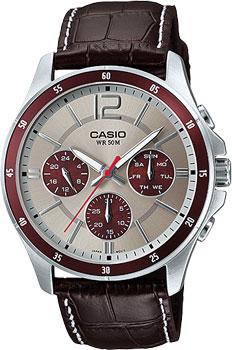 Наручные мужские часы Casio MTP-1374L-7A1