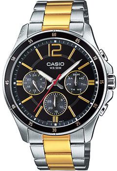 Наручные мужские часы Casio MTP-1374SG-1A