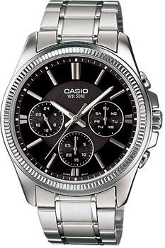 Наручные мужские часы Casio MTP-1375D-1A