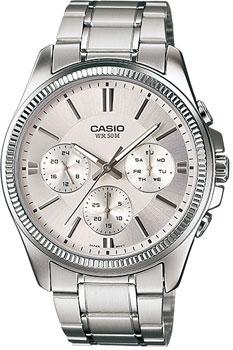 Наручные мужские часы Casio MTP-1375D-7A