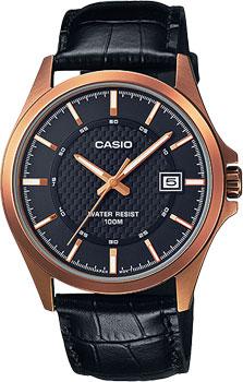 Наручные мужские часы Casio MTP-1376RL-1A