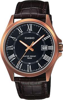 Наручные мужские часы Casio MTP-1376RL-1B