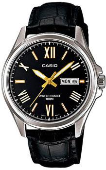 Наручные мужские часы Casio MTP-1377L-1A