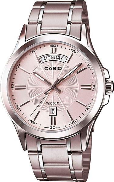 Наручные мужские часы Casio MTP-1381D-7A