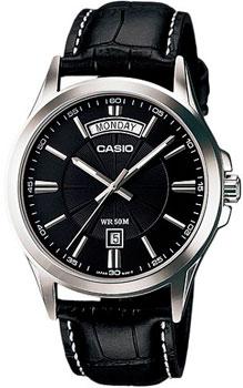 Наручные мужские часы Casio MTP-1381L-1A