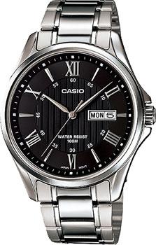Наручные мужские часы Casio MTP-1384D-1A