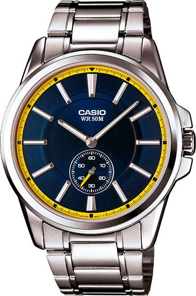 Наручные мужские часы Casio MTP-E101D-2A