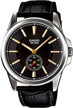 Наручные мужские часы Casio MTP-E101L-1A