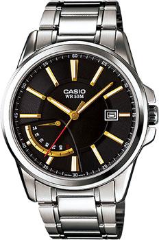 Наручные мужские часы Casio MTP-E102D-1A