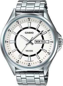 Наручные мужские часы Casio MTP-E108D-7A